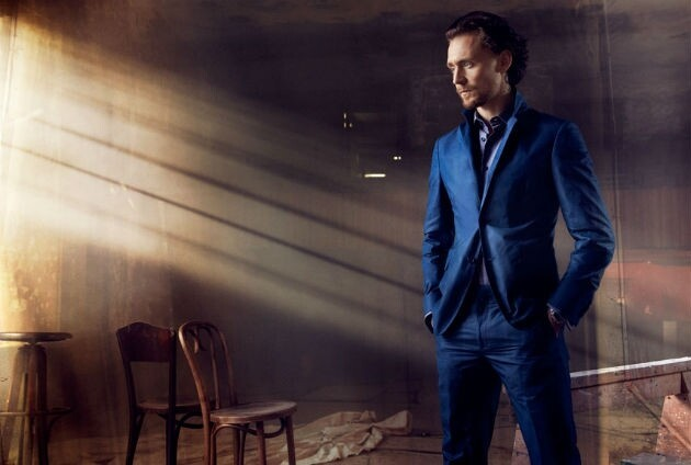 Actor Tom Hiddleston Has Classy British Style We Melt For