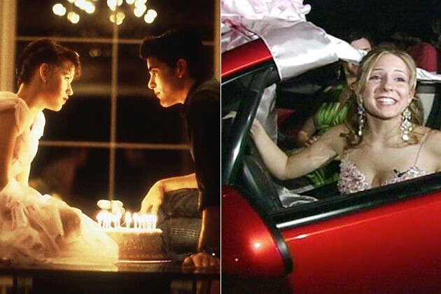 The Huge Differences Between a 16th Birthday in 1984 & 2013