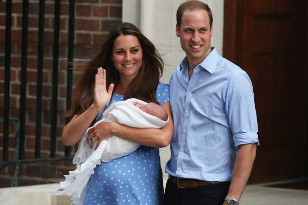 William and Kate Had a Royal Baby, Look at All the Shrugs We Give
