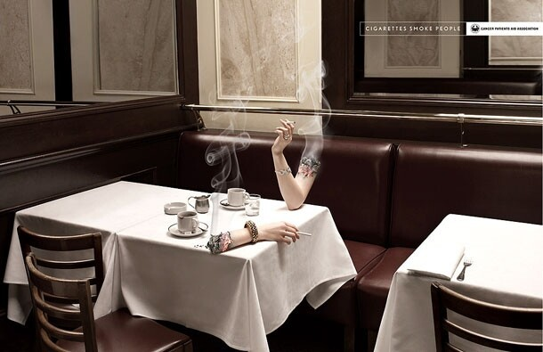 10 Insane Anti Smoking Ads.