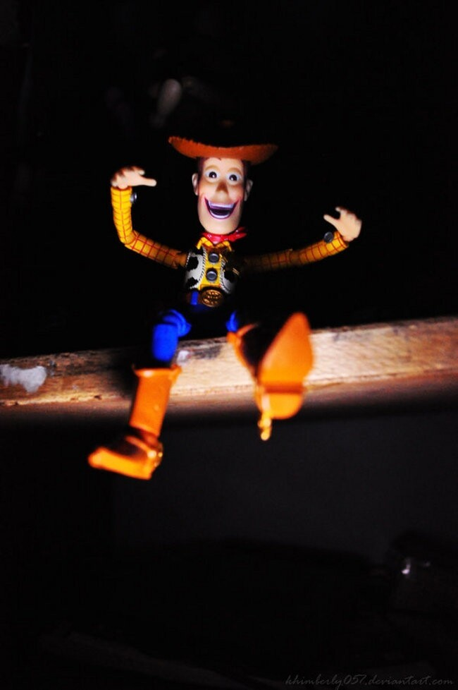 Oh Dear God, Creepy Woody Is Back. Again.
