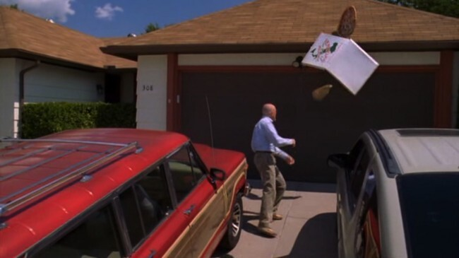 10 Funny Scenes From Serious TV Dramas: Breaking Bad