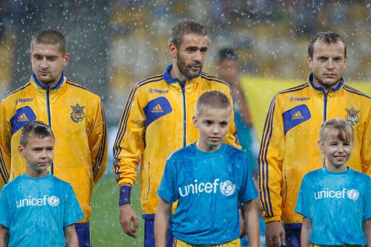 Two Nations, Two Politics: Ukraine and Israeli football teams