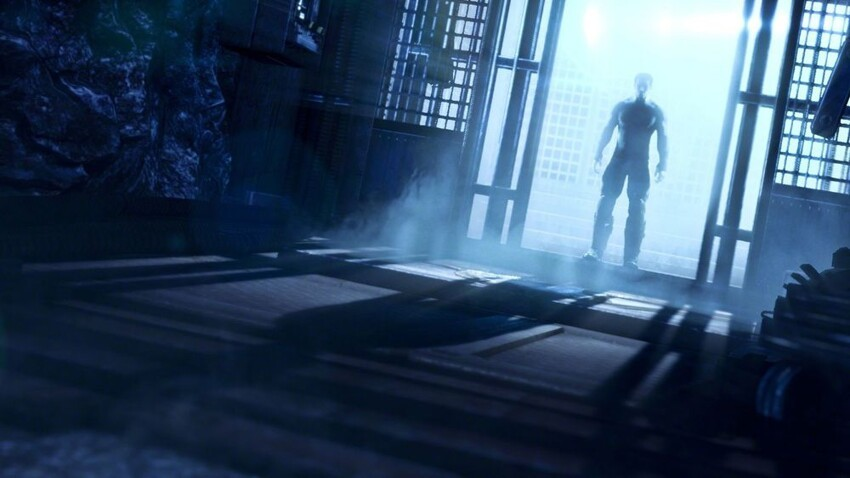 Great New Images From BATMAN: ARKHAM ORIGINS Featuring Batcave