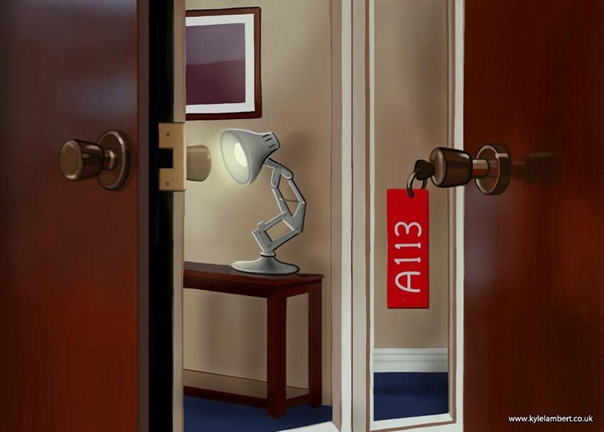 Toy Story Meets The Shining