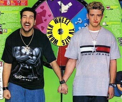 20 NSYNC Photos Justin Timberlake Wishes Would Go Away