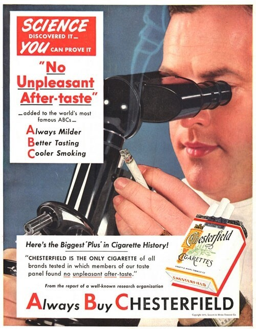 34 Misleading Vintage Ads Promoting The Benefits Of Smoking