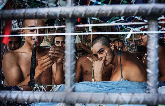 Prison in El Salvador