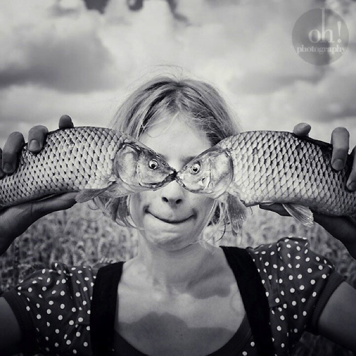 Playfully Surreal Scenes Blend Illusions with Reality