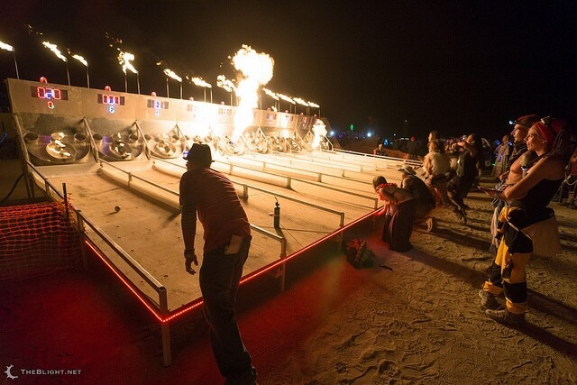 Photos of Burning Man 2013 by Neil Girling
