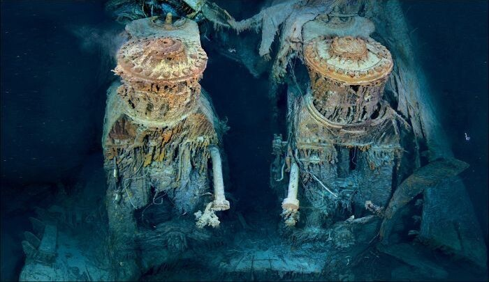 Wreck of the RMS Titanic