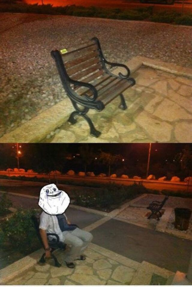 Ultimate Forever Alone Post