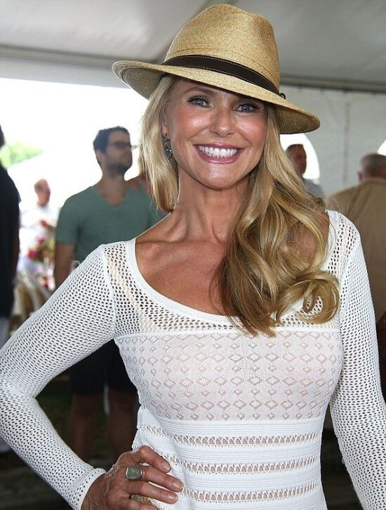 Forever Young Christie Lee Brinkley