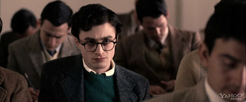 Trailer for KILL YOUR DARLINGS with Daniel Radcliffe