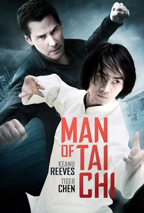 New Trailer for Keanu Reeves' Other Martial Arts Film, MAN OF TAI CHI