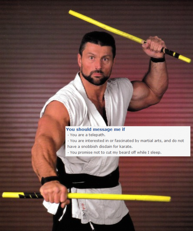 'Date With A Wrestler' Is The New Best Tumblr