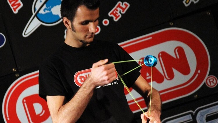 Watch the 2013 Yo-Yo World Champion Kick Ass!