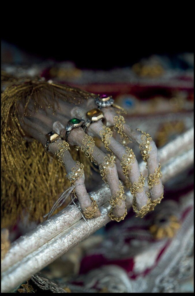 Jewel Encrusted Skeletons