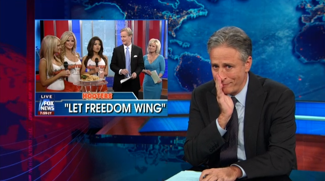 Jon Stewart Mocks Cables News Over Syria Coverage On 'Daily Show'