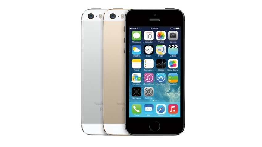 Apple Announces the iPhone 5S and 5C