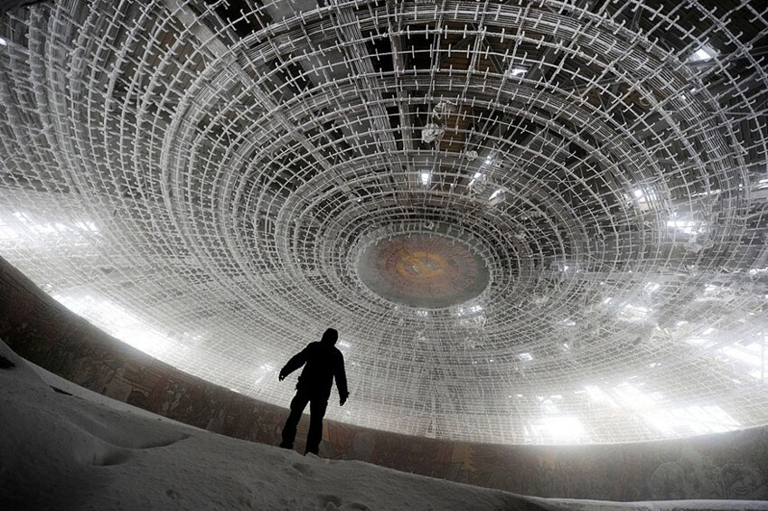 7. House of the Bulgarian Communist Party, Bulgaria