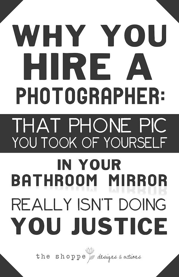 Funny Posters Reveal the Real Life of a Photographer