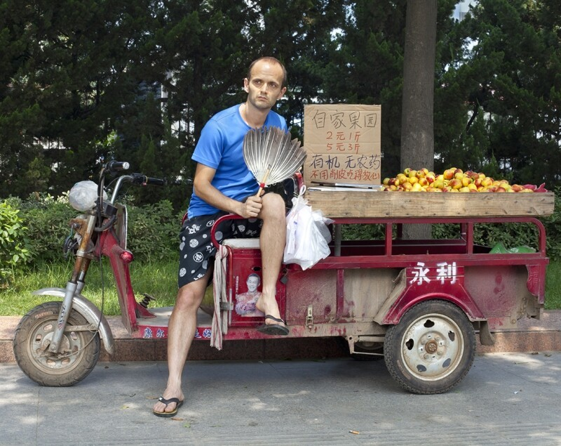 Migrant Workers of the future: Foreigners to Become China... [pic]