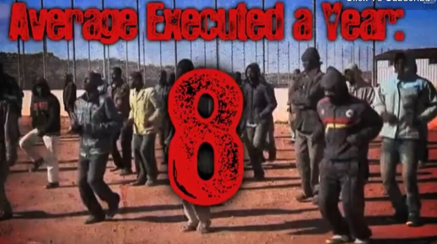 10 Countries With The Most Executions [video]