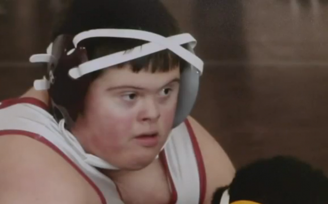 A HS Wrestling Star Wrestled A Kid With Down Syndrome, Became My Hero