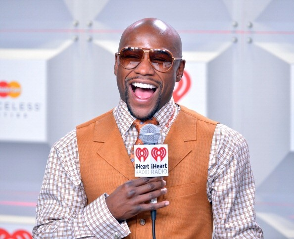 Floyd Mayweather Jr. Won A Lot Of Money Gambling Today