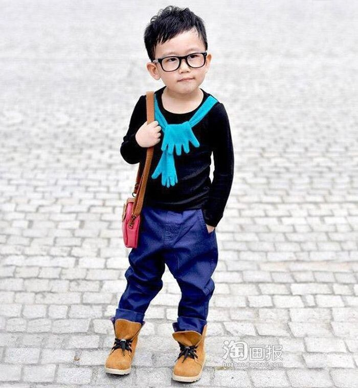19 extremely stylish kids
