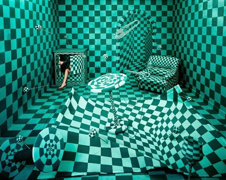 Sreative photographs of Jee Young Lee