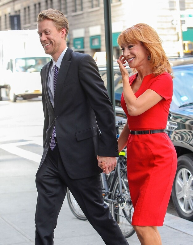 21. Kathy Griffin