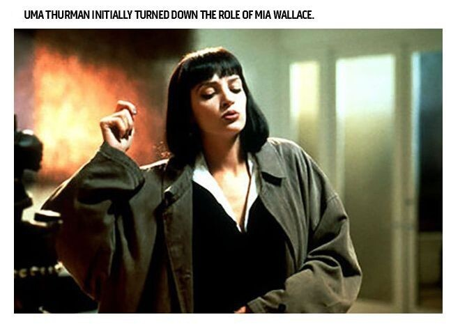 Interesting facts about Pulp Fiction