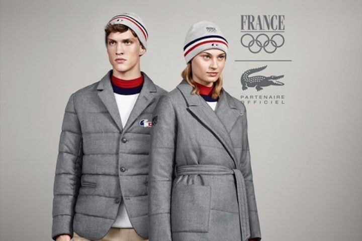 The 5 Best of Official 2014 Games Team Apparel 1. France