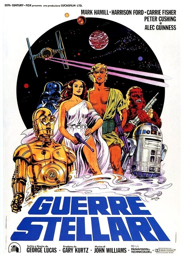 Extremely Rare Star Wars Movie Posters You've Never Seen