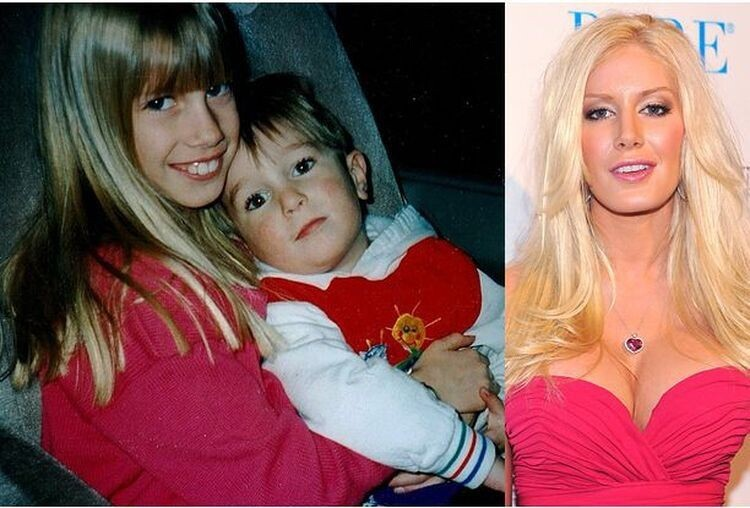 Unrecognisable Photos Of Celebrities As Children