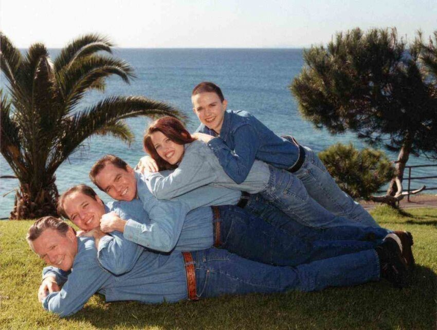 Museum's Exhibit of Hilariously Awkward Family Photos