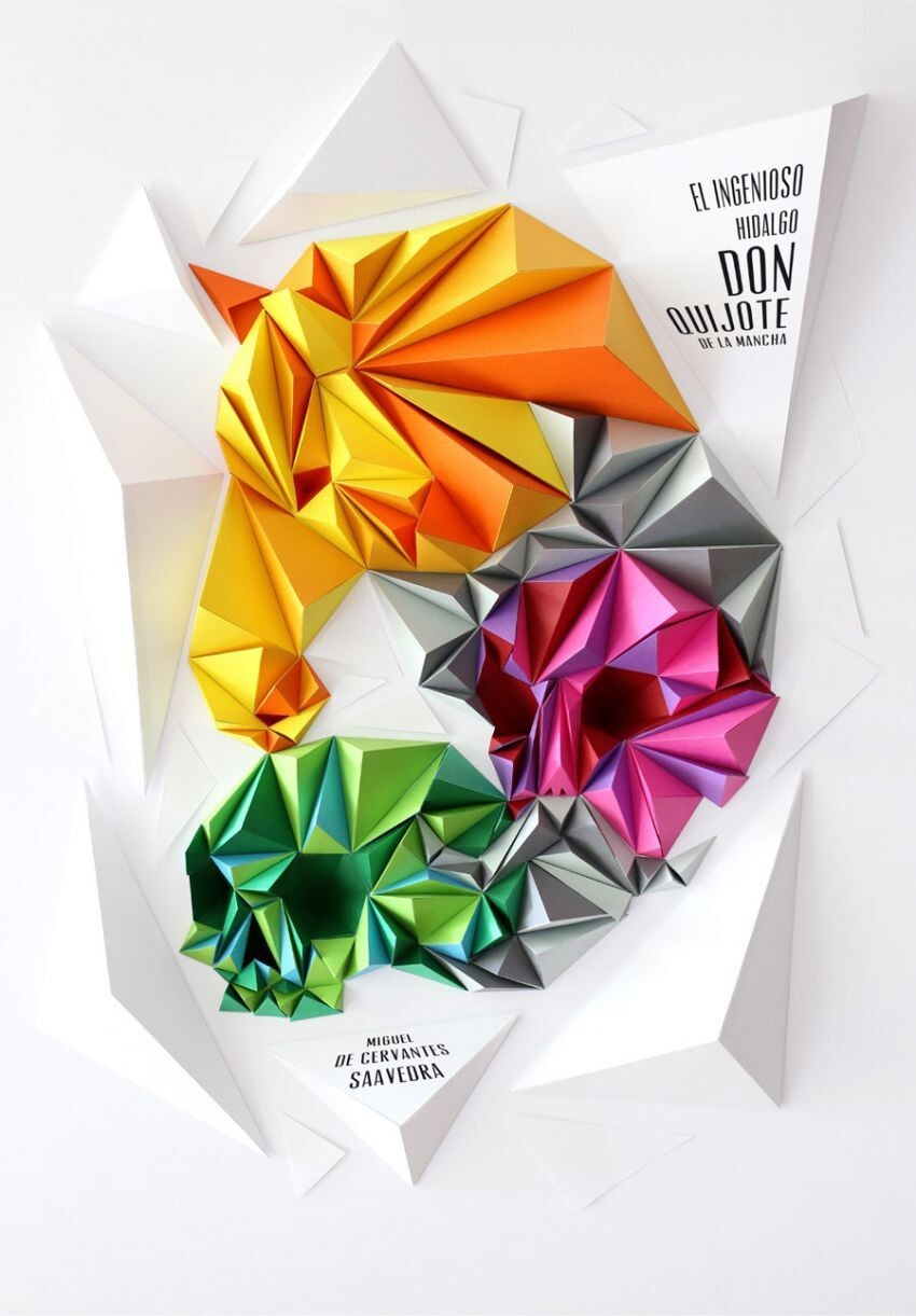 Paper Craft By Lobulo Design