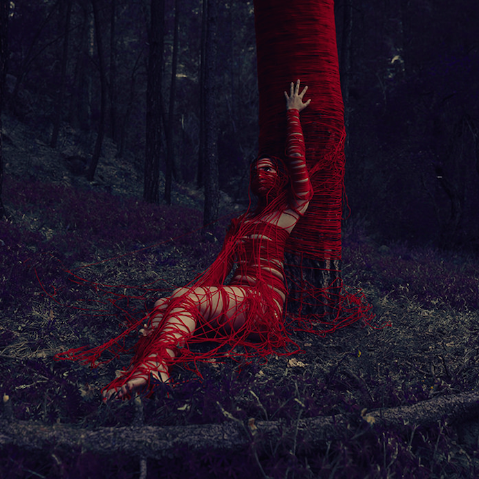 Brooke Shaden Dazzles Again with Beautifully Surreal Photos
