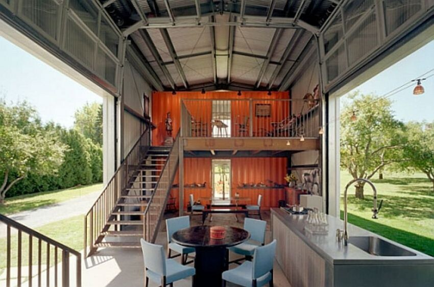 Epic Shipping Containers