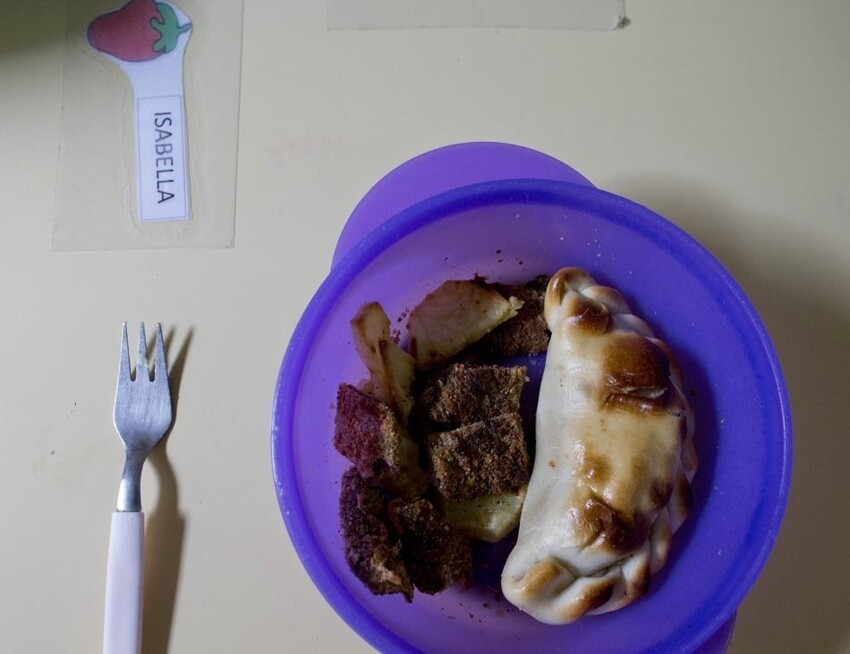 Here's What Different School Lunches From All Over The World Look Like