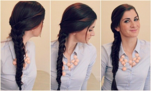 Gorgeous Braided Hairstyles You Can Actually Do Yourself