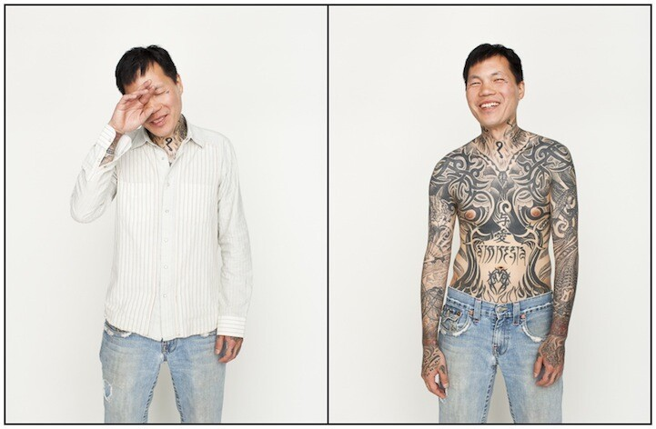 People Reveal Their Hidden Tattoos