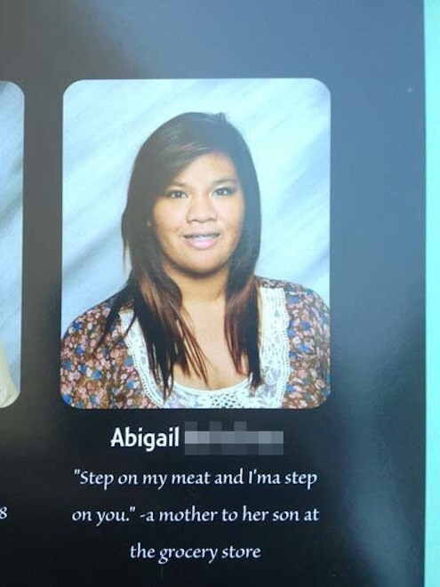 23 Amazing And Inspiring High School Yearbook Quotes