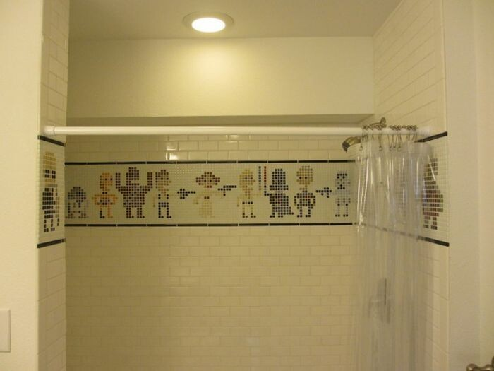 You Wish You Could Use This Star Wars Shower