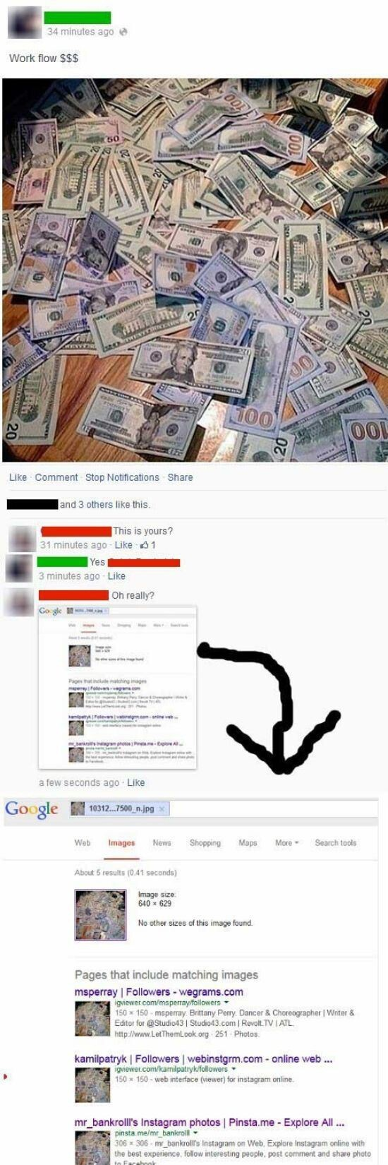 The lying liars of Facebook