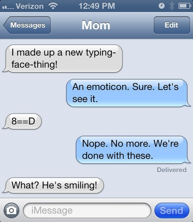 "17 Mom Texts That Make You Go ""MAAAHM!"""