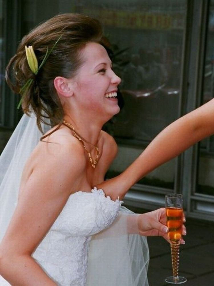 You Wish Your Wedding Was This Much Fun