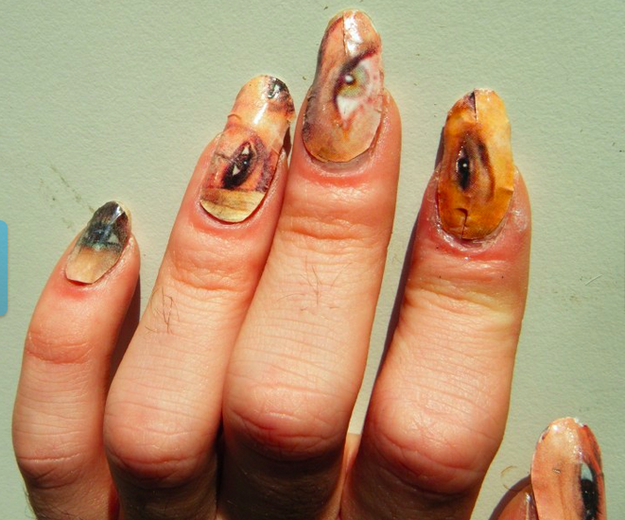 The Most WTF Nails You Won't Be Able To Unsee